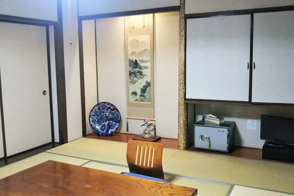 竹屋敷 客室